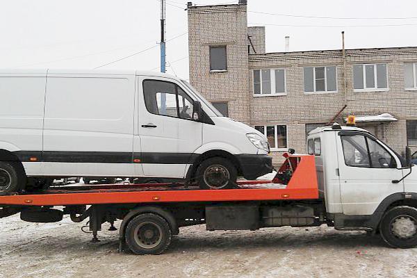 Заказ эвакуатора во Внуково
