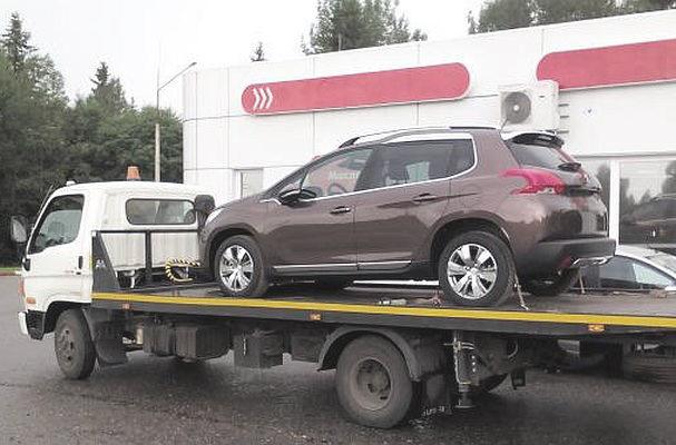 перевозка эвакуатором в Апрелевке
