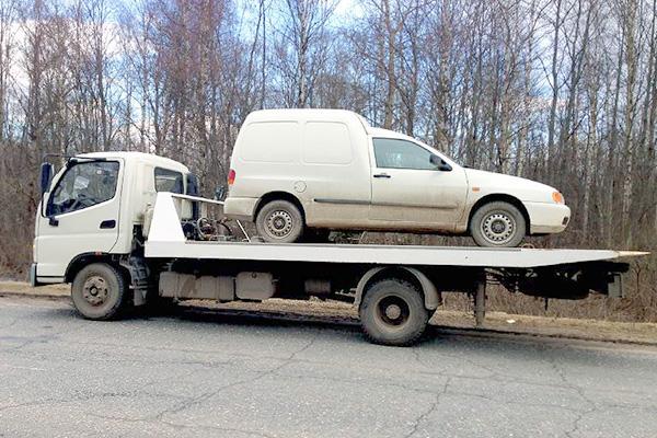 Цены на перевозку эвакуатором в пос. Мосрентген