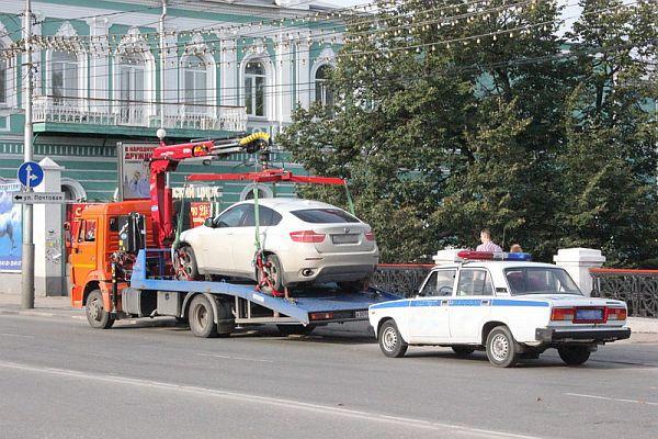 Заказ эвакуатора в районе Перово