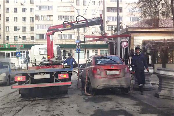 Цены на перевозку эвакуатор в пос. Московский