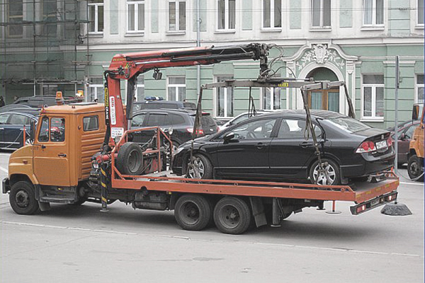 эвакуатор дешево в Пушкино