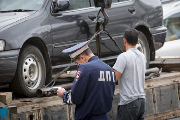 поведение водителей после ДТП