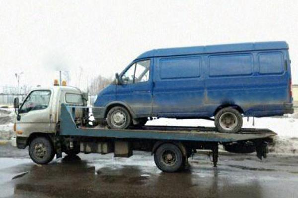 Заказ эвакуатора в районе Наро-Фоминск